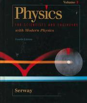 Cover of: Physics for Scientists & Engineers (Physics)