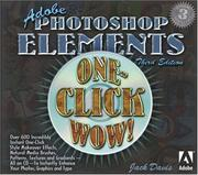 Cover of: Adobe Photoshop Elements One-Click Wow! (3rd Edition) (WOW!)