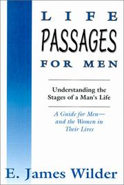 Cover of: Life passages for men