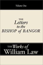 Cover of: The Works of the Reverend William Law | William Law
