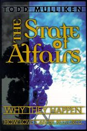 Cover of: The state of affairs | Todd Mulliken