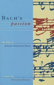 Cover of: Bach