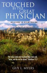Cover of: Touched by the great physician