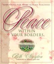 Cover of: Peace within your borders