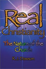 Cover of: Real Christianity