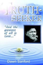 Cover of: Truthseeker | Dawn Sanford