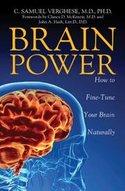 Cover of: Brain Power | Samuel Verghese