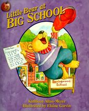 Cover of: Little Bear at big school