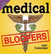 Cover of: Medical Bloopers
