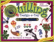 Cover of: Quilling Design-a-Day