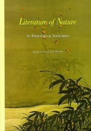 Cover of: Literature of nature