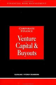 Cover of: Venture capital & buyouts