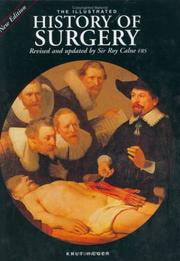 Cover of: The Illustrated History of Surgery
