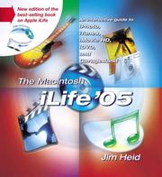 The Macintosh iLife '05 by Jim Heid