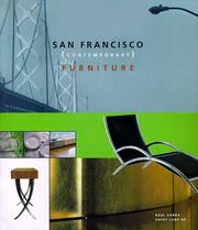Cover of: San Francisco contemporary furniture