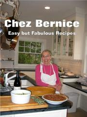 Cover of: Chez Bernice | Bernice Kohn Hunt