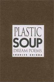 Cover of: Plastic soup