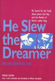 Cover of: He slew the dreamer | William Bradford Huie
