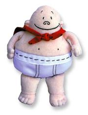 Cover of: Captain Underpants Plush Action Doll, 8""