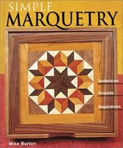 Cover of: Simple Marquetry