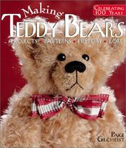 Cover of: Making Teddy Bears | Paige Gilchrist