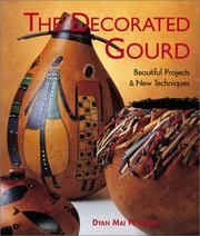 Cover of: The Decorated Gourd | Dyan Mai Peterson