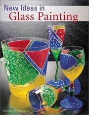 Cover of: New Ideas in Glass Painting | Katherine Duncan Aimone