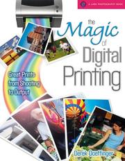 Cover of: The magic of digital printing