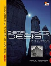 Cover of: KODAK The Art of Digital Photography: Digital Photo Design