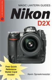 Cover of: Nikon D2X | Kevin David Spreekmeester