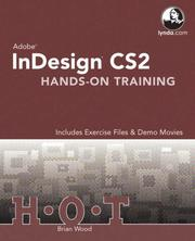 Adobe InDesign CS2 Hands-On Training