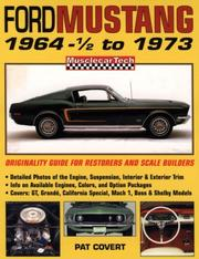 Cover of: Ford Mustang 1964 1/2 to 1973