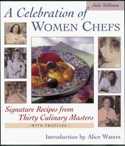 Cover of: A celebration of women chefs