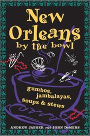Cover of: New Orleans by the Bowl | John Demers