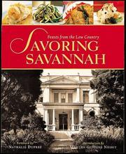 Cover of: Savoring Savannah |
