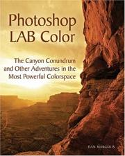Cover of: Photoshop LAB Color