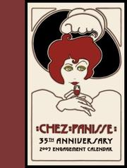 Cover of: Chez Panisse 35th Anniversary 2007 Engagement Calendar