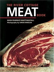 Cover of: The River Cottage Meat Book