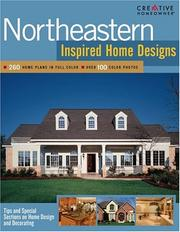 Cover of: Northeastern inspired home designs |