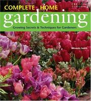 Cover of: Complete Home Gardening