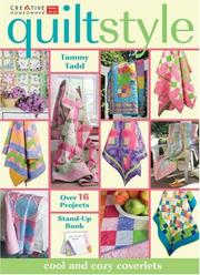 Cover of: Quilt Style | Tammy Tadd
