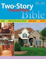 Cover of: Two-story House Plans Bible | Creative Homeowner
