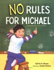 Cover of: No rules for Michael