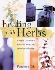 Cover of: Healing with herbs