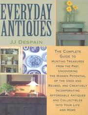 Cover of: Everyday antiques