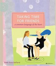 Cover of: Taking Time for Friends | Dale Evva Gelfand