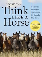 Cover of: How to think like a horse