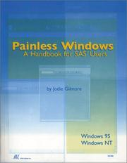 Painless Windows by Jodie Gilmore