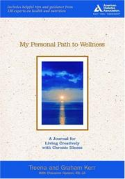 Cover of: My Personal Path to Wellness