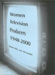 Cover of: Women television producers